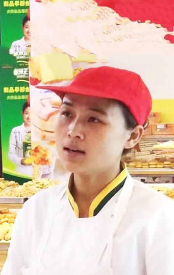 独创糕点受好评——烹饪专业成功学员刘杉